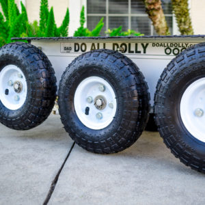 The Do All Dolly Provides Effortless Pivoting