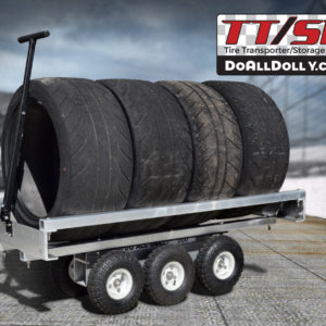 Tire Transporter/Storage Rack